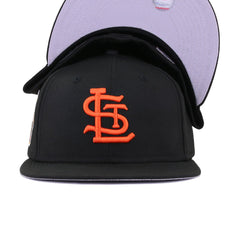 St Louis Browns Black 1948 All Star Game New Era 59Fifty Fitted