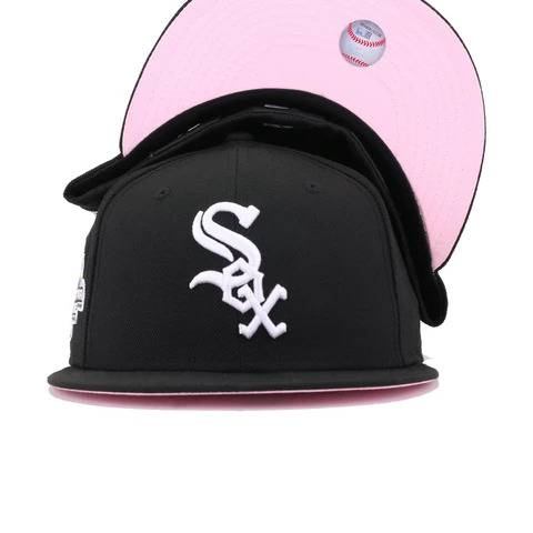 Chicago White Sox Black Pink Bottom 2003 All Star Game New Era 59Fifty Fitted