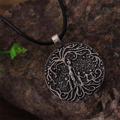 Mom & Child 'Tree Of Life' Pendant Necklace