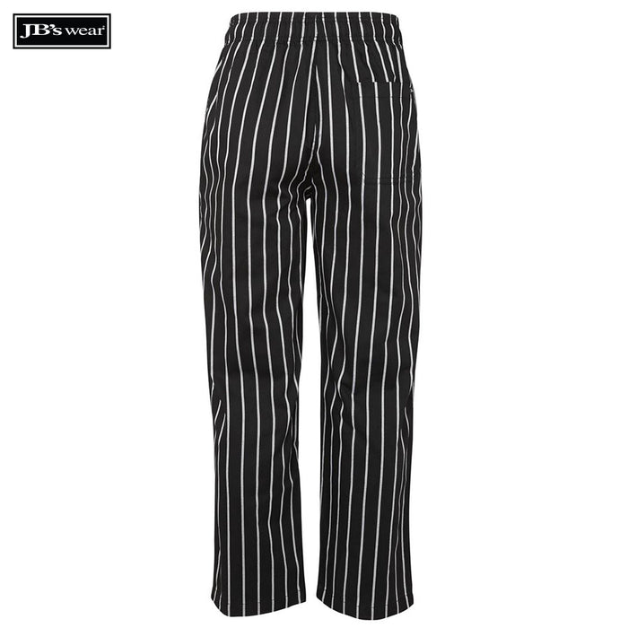 JB's Wear 5SP Striped Chef's Pant