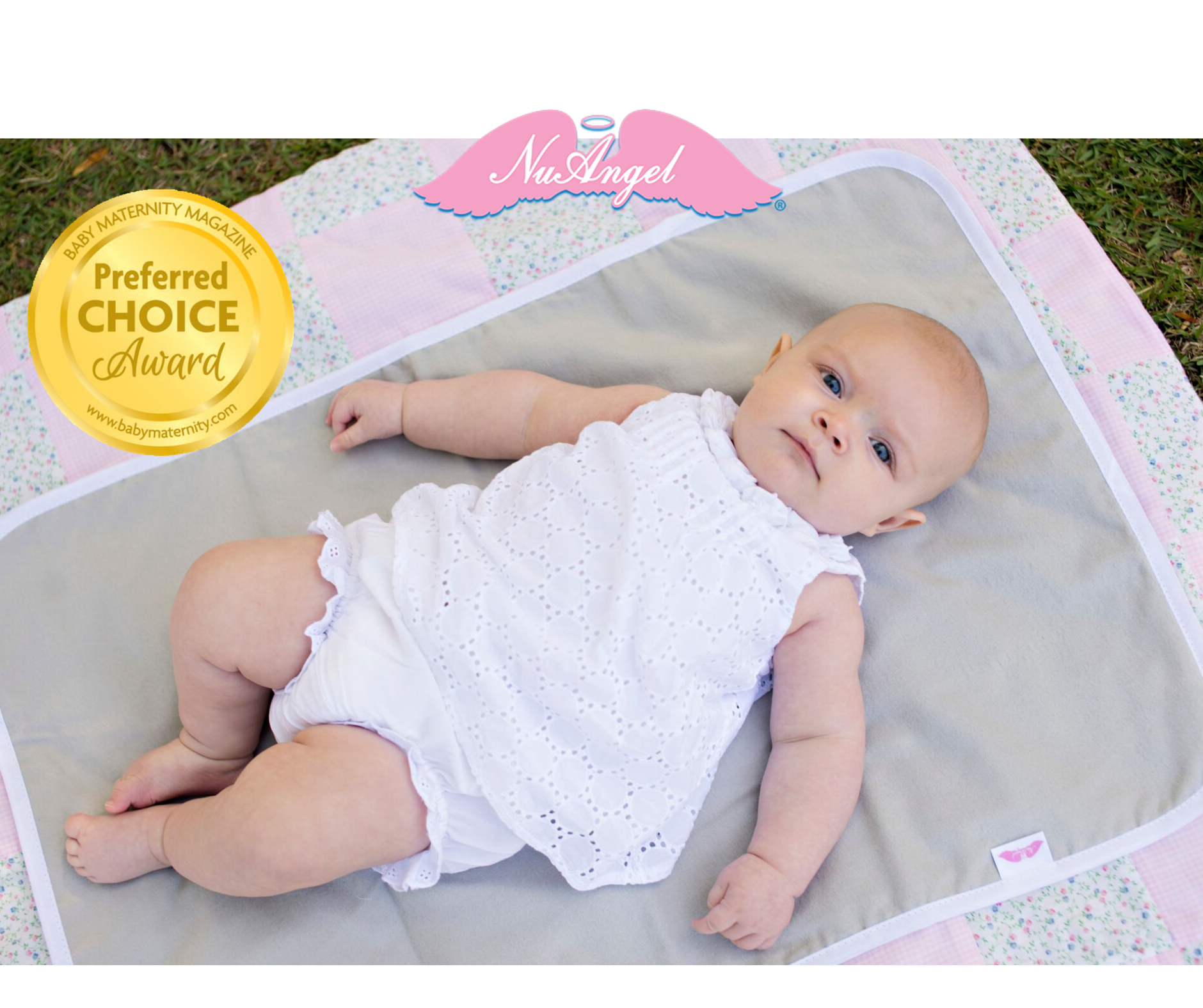 "NuAngel Changing Pads Receive ""Preferred Choice"" Award"