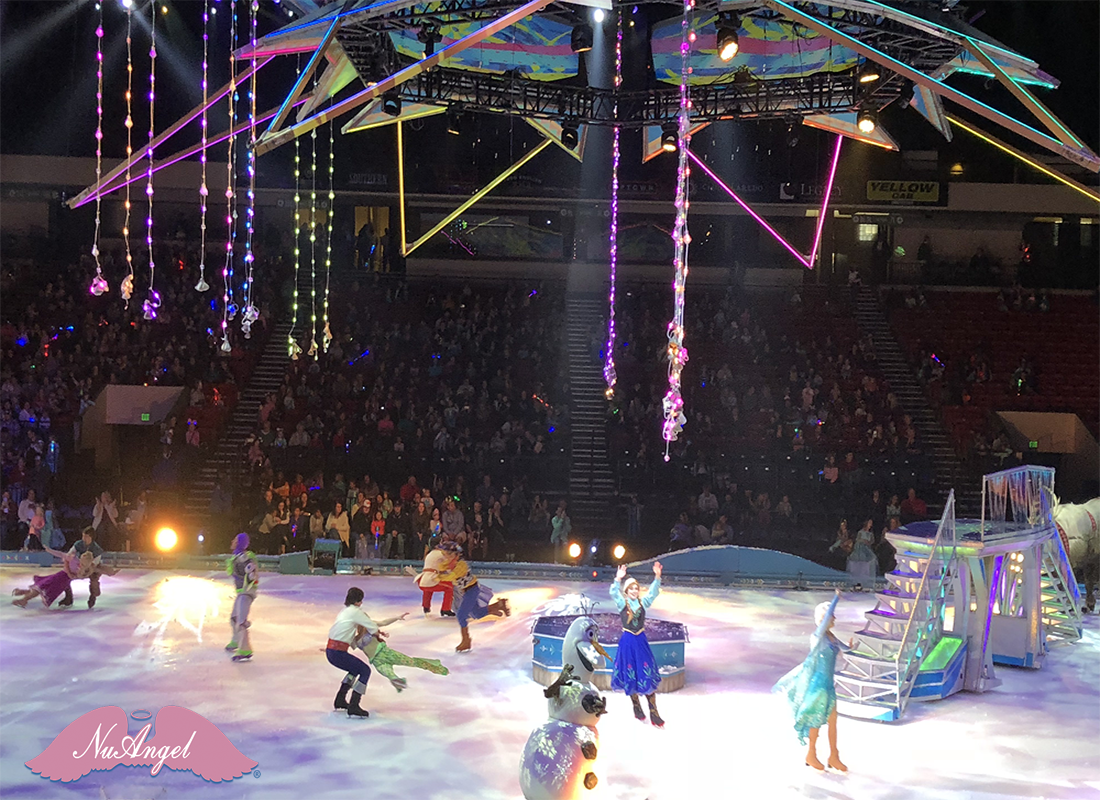 Disney on Ice – A Nursing Mom's Experience