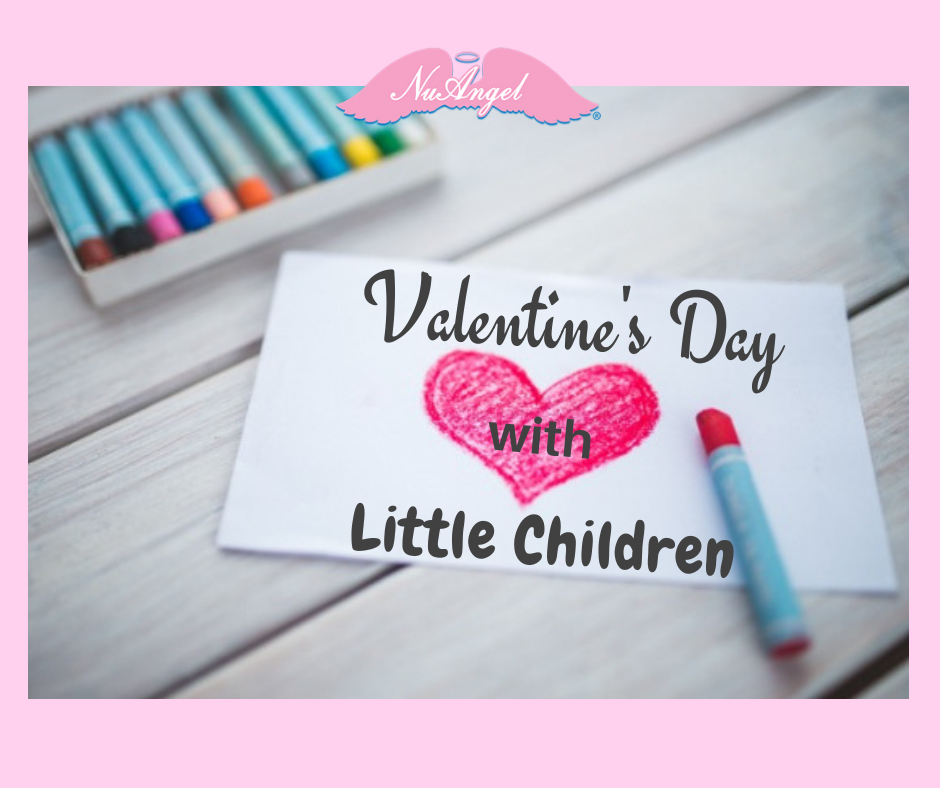 Valentine's Day with Little Children