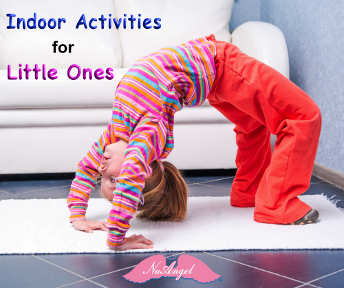Indoor Activities for Little Ones