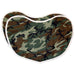 green camo burp pad