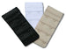 Assorted (black, white, nude) 2 hook bra extenders