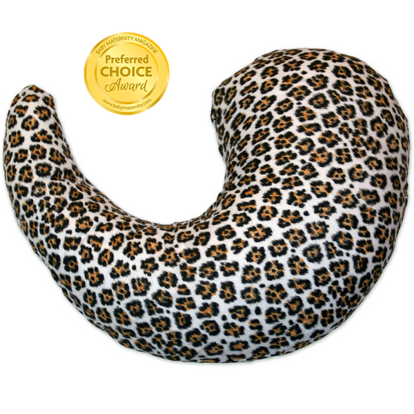 leopard trinity pillow