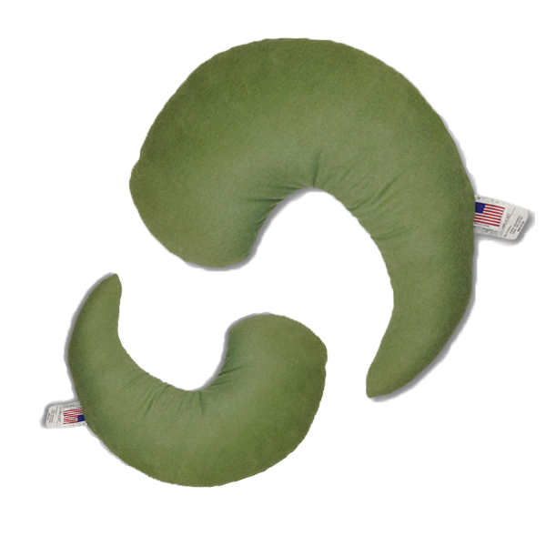 Greenbow™ Sage Support Pillows (Small & Medium)