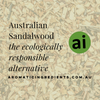 Australian Sandalwood - grown with love and care
