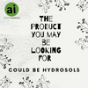 The product you may be looking for – could be Hydrosols