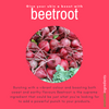 Give your skin a boost with beetroot