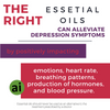 The Right Essential Oils can Alleviate Depression Symptoms