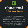 Charcoal is the new black