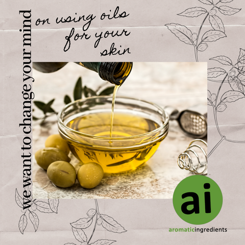 You might have sensitive skin and the thought of slathering your complexion in oil may seem like a strange concept. But we want to change your mind on using oils for your skin.