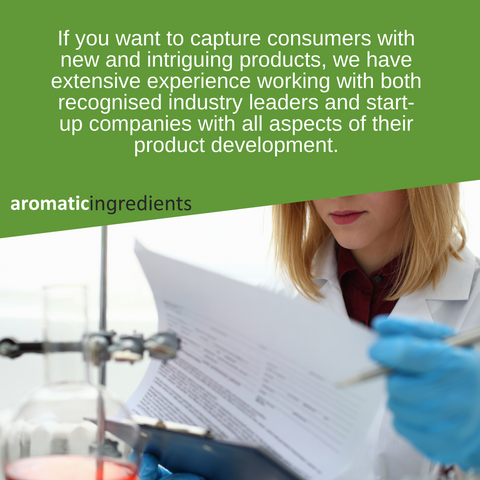 capture consumers with new and intriguing products, we have extensive experience working with both recognised industry leaders and start-up companies with all aspects of their product development.