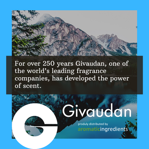 For over 250 years Givaudan, one of the world's leading fragrance companies, has developed the power of scent.