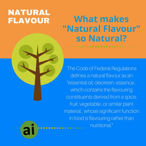 What makes natural flavour so natural? - Aromatic Ingredients