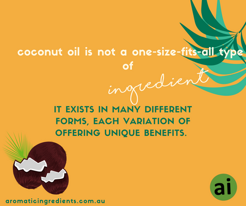 coconut oil is not a one-size-fits-all type of ingredient; it exists in many different forms, each of which offers unique benefits based on your needs. Read on to gain a better understanding of what each variation of coconut oil really has to offer.