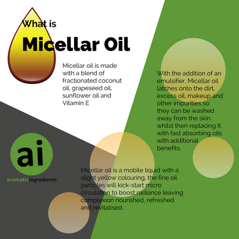 What is Micellar oil?