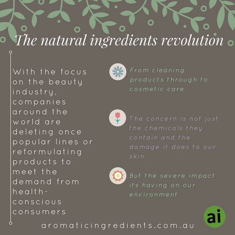 With the focus on the beauty industry, companies around the world are deleting once popular lines or reformulating products to meet the demand from health-conscious consumers.