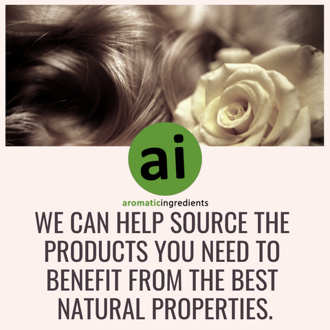 . We can help source the products you need to benefit from natural properties to achieve the best results for your hair care company.
