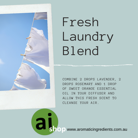 Who doesn't love the scent of freshly washed laundry?