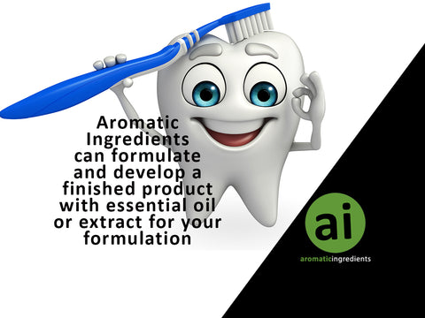 We can assist develop your oral care range