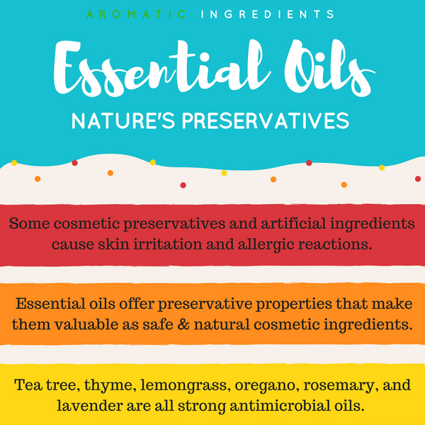Essential Oils, Nature's preservative