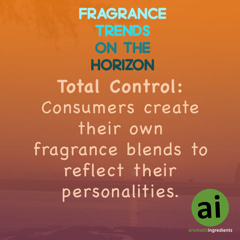 Fragrance trends Total Control - Aromatic Ingredients