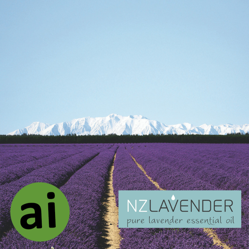 Lavender New Zealand Essential Oil