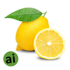 Lemon Essential Oil Organic - Aromatic Ingredients
