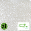 Cosmetic Bio-glitter Pure Frost - Aromatic Ingredients