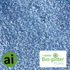 Cosmetic Bio-glitter Pure Ocean Blue - Aromatic Ingredients