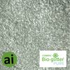 Cosmetic Bio-glitter Pure Sea Green - Aromatic Ingredients