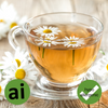 Green Tea and Chamomile Fragrance - Aromatic Ingredients