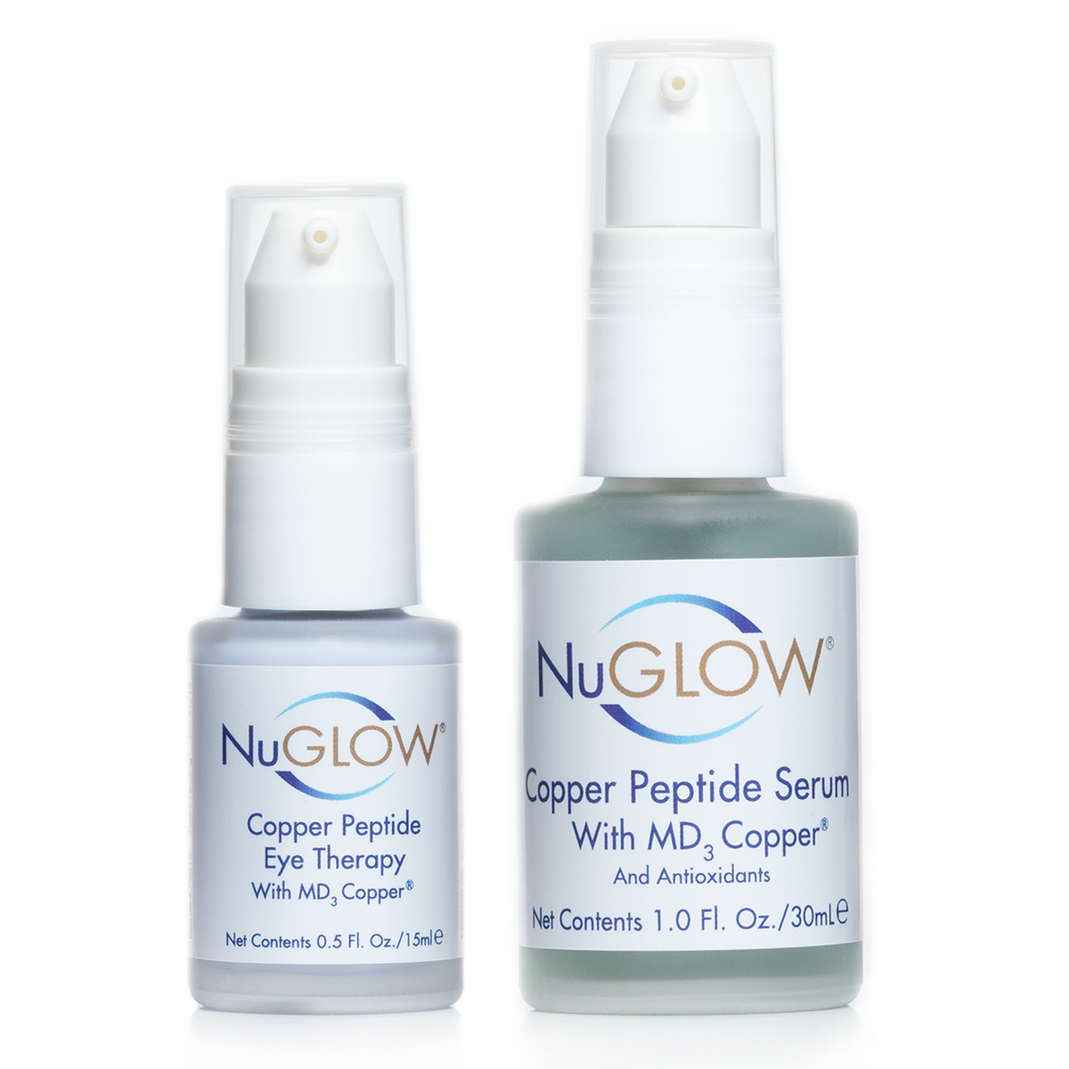 2-Piece Serum Kit - 60-Day Supply
