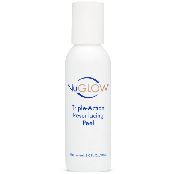 NuGlow Skincare Triple-Action Resurfacing Peel