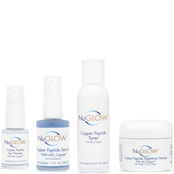 4-Piece Anti-Aging Kit - 60-Day Supply