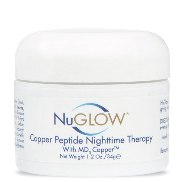 Copper Peptide NightTime Therapy - 60-Day Supply