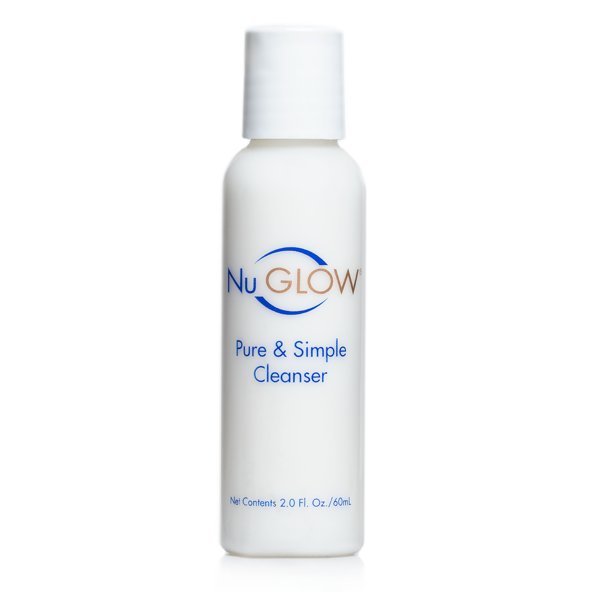 NuGlow Skincare Pure and Simple Cleanser