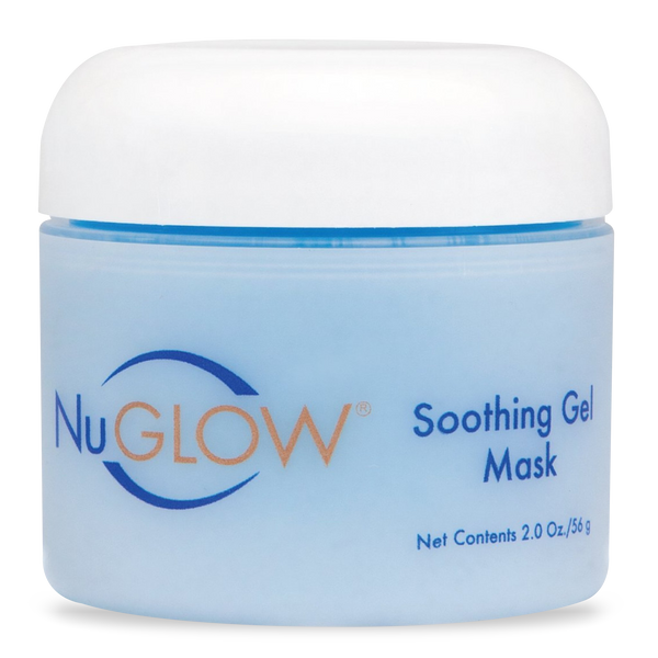 NuGlow Skincare Soothing Gel Mask