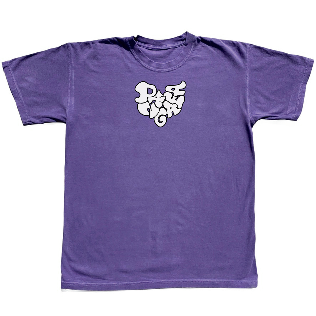 (HUMANS, TILL DEATH DO US PART) T-SHIRT Grape