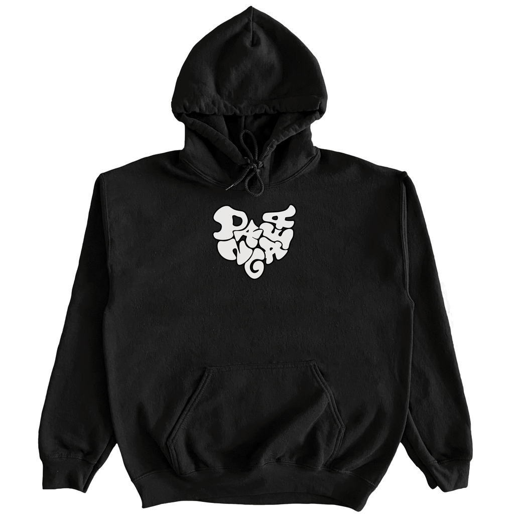 (HUMANS, TILL DEATH DO US PART) HOODIE Black