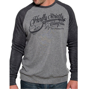 BANJO OLD SCHOOL CREW SWEATER