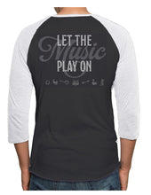 "H-5 ""Let the Music Play On"" Unisex Tour Jersey"