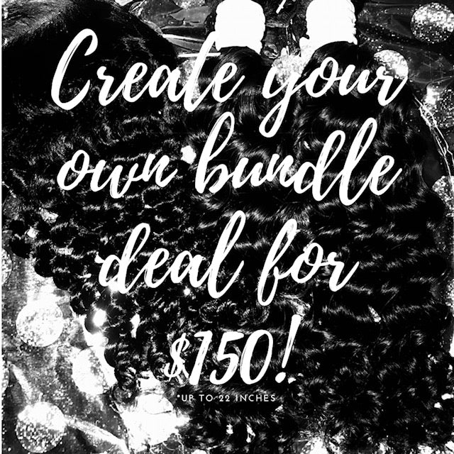 Create Your Own Bundle Deal!!!!!