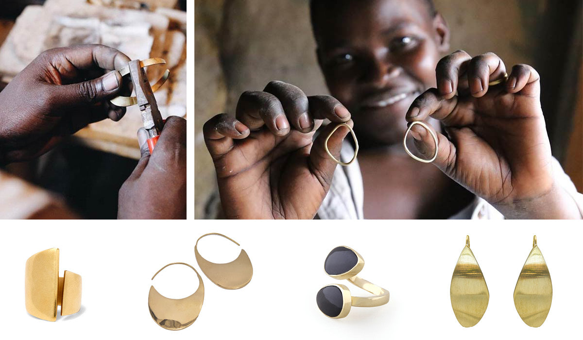 Ethical jewelry by soko
