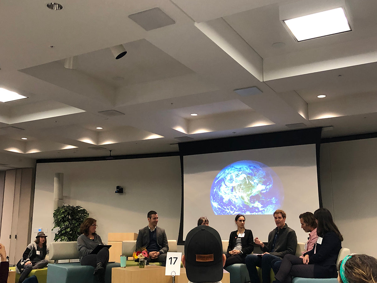 INDIGENOUS President and Co-Founder, Matt Reynolds, participates in roundtable panel discussion at The Regenerative Earth Summit - December 5-6, 2018 - Denver, Colorado