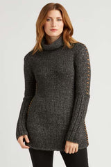 Womens alpaca sweater - sustainable fashion for women