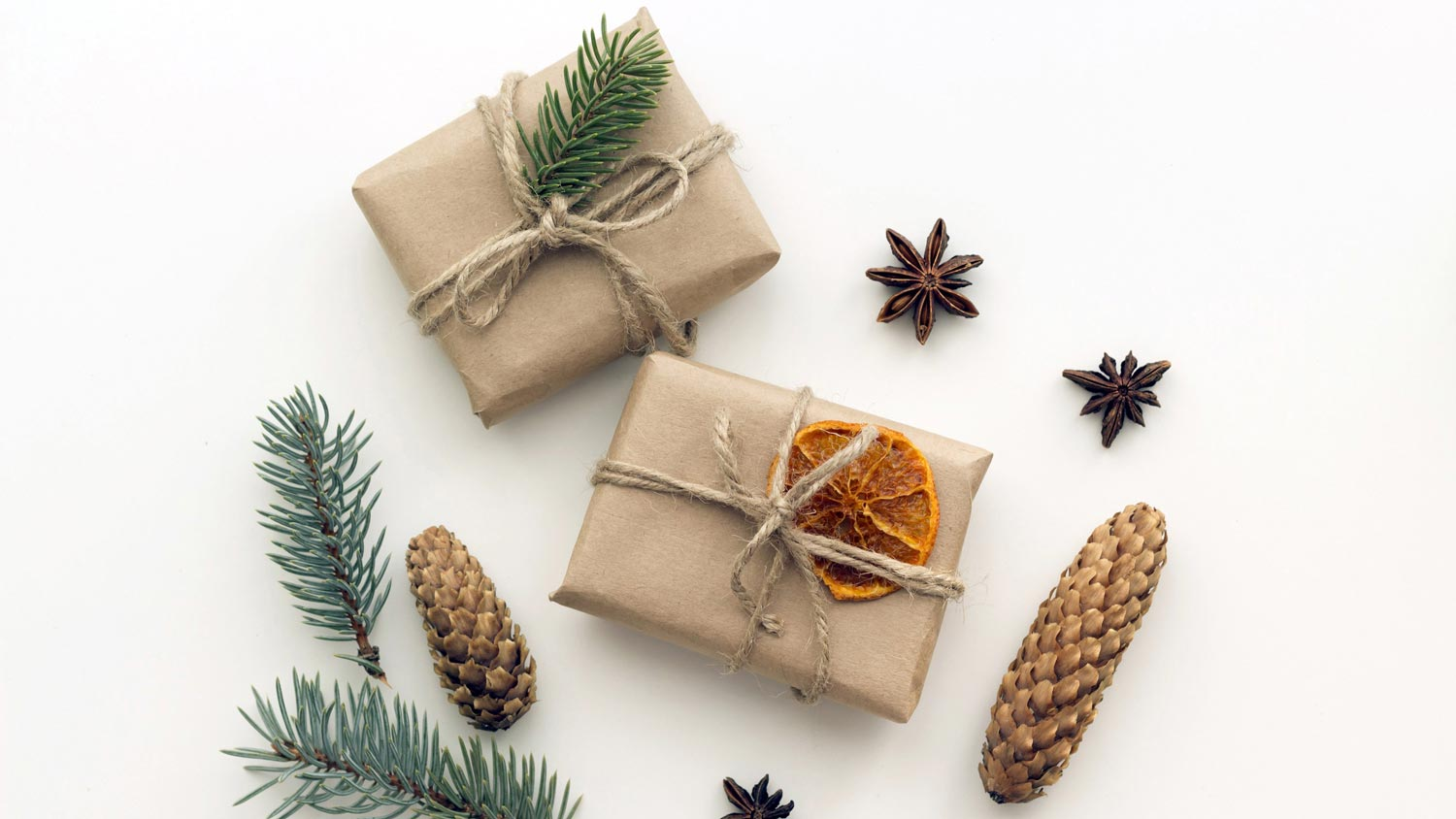 Eco Friendly Wrapping Tips - Natural Adornments - Indigenous Fair Trade Fashion Gifts